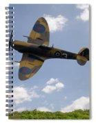 Spitfire Mk356 Spiral Notebook