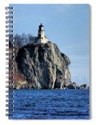 Split Rock Lighthouse Spiral Notebook