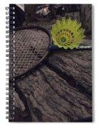 Sports Lover Spiral Notebook