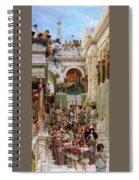 Spring - Digital Remastered Edition Spiral Notebook