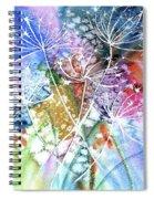 Spring Forward Spiral Notebook