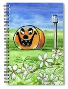 Spring-o-ween Spiral Notebook