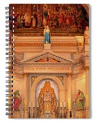 St. Louis Cathedral Altar New Orleans Spiral Notebook