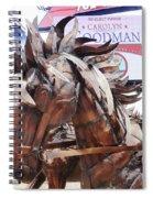 Stagecoach 2 Spiral Notebook