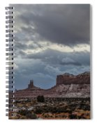 Stagecoach To Saddleback Spiral Notebook