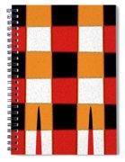 Stand Tall D Spiral Notebook