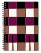 Stand Tall G Spiral Notebook