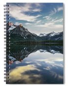 Stanley Lake Spiral Notebook