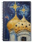 Stars Near And Far Spiral Notebook