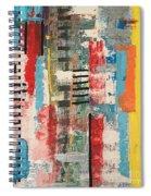 Starting Fresh Spiral Notebook