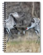Stay With Your Wingman Spiral Notebook