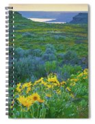 Steamboat Rock 01 Spiral Notebook