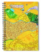 Steamboat Rock 11 Spiral Notebook