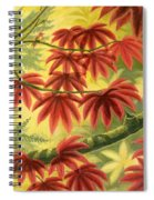 Still Blushing Spiral Notebook