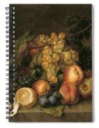 Still Life, 1808 Spiral Notebook