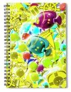Story Seas Spiral Notebook