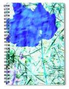 Strange Autumn Spiral Notebook