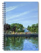 Straw Jack Carshalton Spiral Notebook