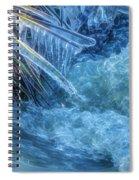 Stream 3 Spiral Notebook