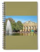Stuttgart Opera House Spiral Notebook