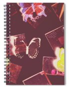 Subconscious Messages Spiral Notebook