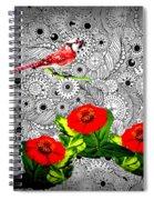 Subjective Design Spiral Notebook