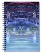 Submerged Identities Spiral Notebook