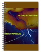 Submitted Art Work For The Lightning Bones Band Spiral Notebook