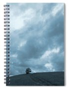 Summer At Buck Hill Spiral Notebook