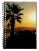 Summer Life Spiral Notebook