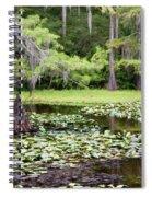 Summer Mill Spiral Notebook