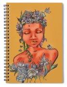 Summer Serenity Spiral Notebook