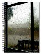 Summer Storms Spiral Notebook