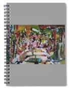 Summer Time Spiral Notebook