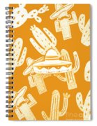 Summerbrero Spiral Notebook