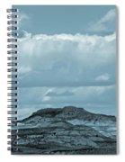 Sundance Of The Badlands Spiral Notebook