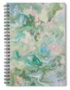Sunrise In The Garden Spiral Notebook