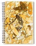 Surf Club Spiral Notebook