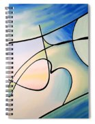 Surfs Up Spiral Notebook