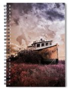 Surrounded By Opportunity  Spiral Notebook