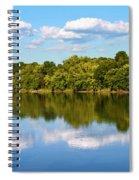 Susquehanna River Spiral Notebook