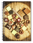 Sweet Heart Treats Spiral Notebook