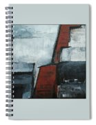 Synthesis Number Three Spiral Notebook