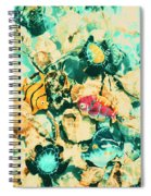 Synthetic Seas Spiral Notebook