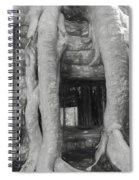 Ta Phrom Spiral Notebook