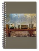 Table Of History Spiral Notebook