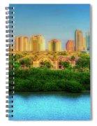Tampa, Florida Spiral Notebook