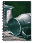 Tankards Spiral Notebook