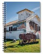 Tatanka Trading Post Spiral Notebook