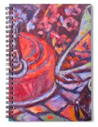 Tea Time Spiral Notebook